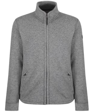 Men's Aigle Niven Fleece Cardigan - Heather Grey