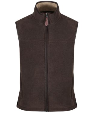 Men's Aigle New Shepper Fleece Gilet - Mouton Marron Chin
