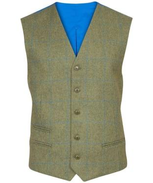 Men's Alan Paine Combrook Waistcoat - Lagoon