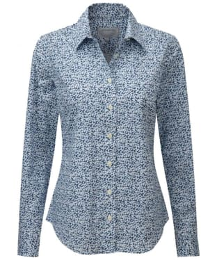 Women's Schoffel Suffolk Shirt - Navy Floral