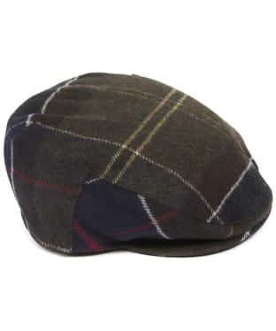 Women's Barbour Tartan Wool Cap - Classic Tartan