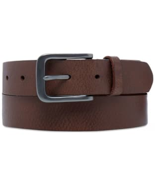 Men's Timberland Die Cut Tree Belt - Brown