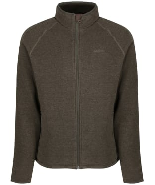 Men's Musto Super Warm Polartec® Windjammer Fleece Jacket - Forest Green