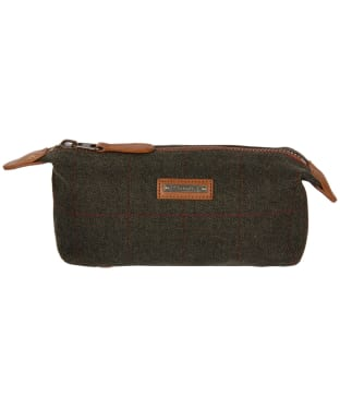 Men's Schöffel Tweed Wash Bag - Windsor Tweed
