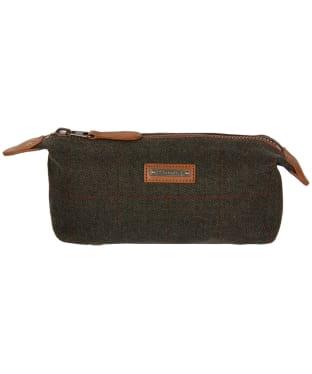 Men's Schöffel Tweed Wash Bag