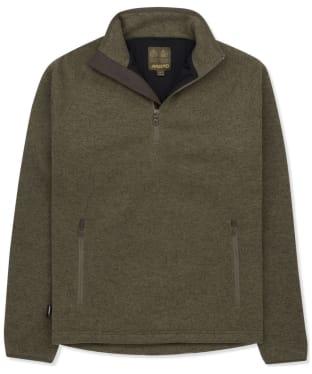 Men's Musto Super Warm Polartec® Windjammer ½ Zip Fleece