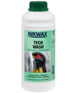 Nikwax Tech Wash In 1 Litre