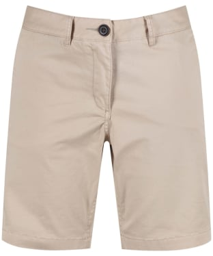 Women's Musto Chino Shorts - Light Stone