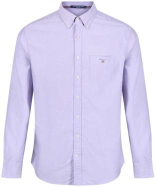 Men's GANT the Oxford Shirt - Dawn Blue