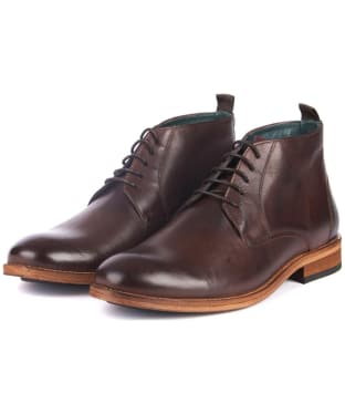 Men's Barbour Benwell Chukka Boot - Brown