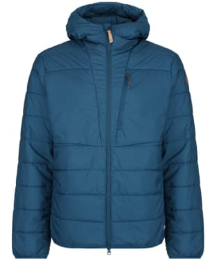 Men's Fjallraven Keb Padded Hoodie - Glacier Green