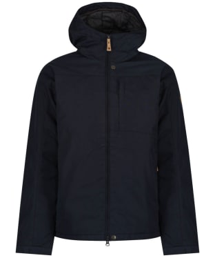 Men's Fjallraven Kiruna Padded Jacket - Dark Navy