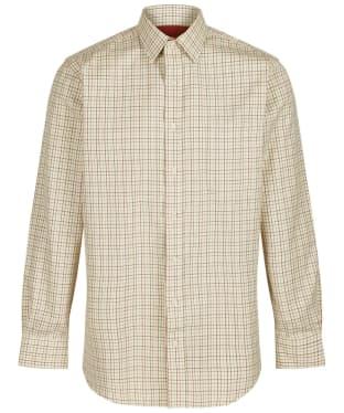 Men's Schoffel Tattersall Shirt
