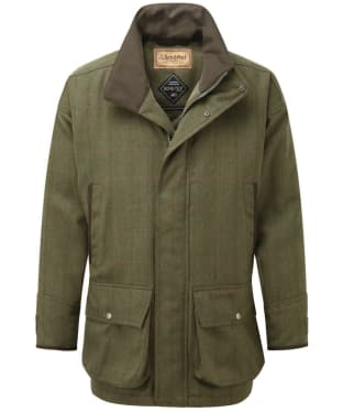 Men's Schoffel Ptarmigan Tweed Coat