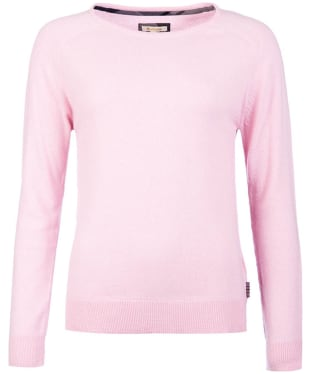 Women's Barbour Mill Crew Neck Sweater