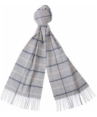 Women's Barbour Country Tattersall Scarf