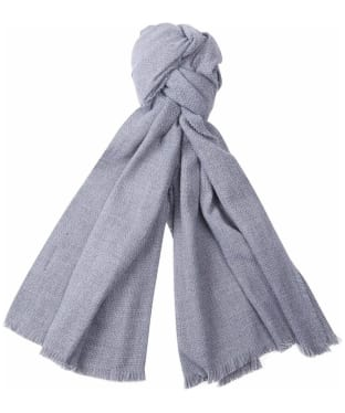 Women's Barbour Waffle Textured Scarf