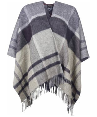 Women's Barbour Winter Tartan Serape