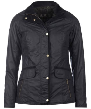Women's Barbour Levant Waxed Jacket