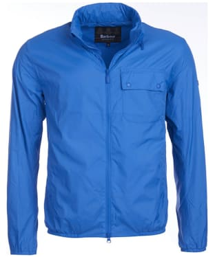 Men's Barbour International Scarp Casual Jacket - Royal Blue