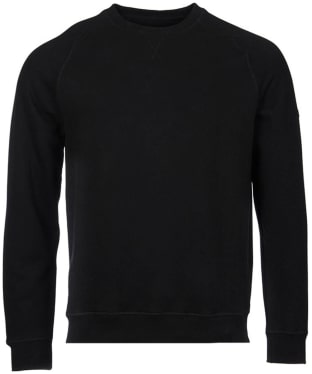 Men's Barbour International Gauge Crew Neck Sweater