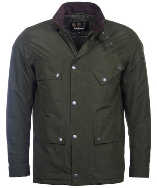 Men's Barbour International Tyne Waterproof Jacket - Sage
