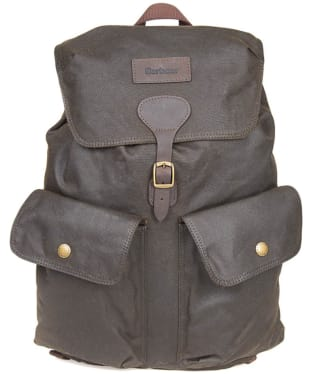 Barbour Linton Backpack - Olive