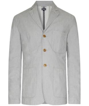 Men's Barbour Chatsworth Casual Blazer - Grey