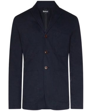 Men's Barbour Chatsworth Casual Blazer - Navy