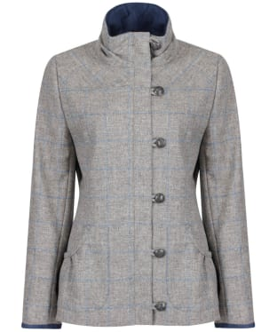Women's Dubarry Bracken Tweed Jacket - Shale