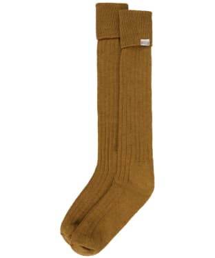 Dubarry Alpaca Socks - Mustard