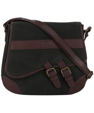 Women's Dubarry Boyne Cross Body Bag - Black / Brown