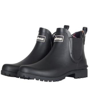 Women's Barbour Wilton Welly - Black