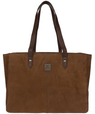 Women's Dubarry Baltinglass Tote Bag - Walnut