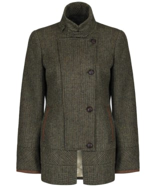 Women's Dubarry Willow Tweed Sport Jacket - Heath