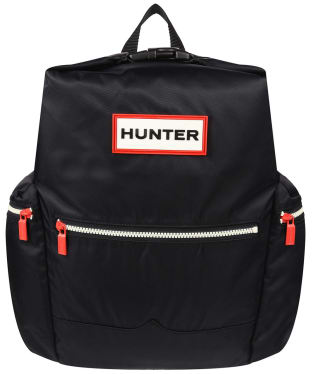 Hunter Original Nylon Backpack - Black