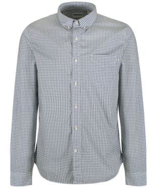 Men's Timberland Suncook River Stretch Poplin Check Shirt