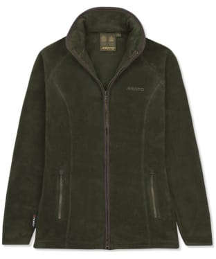 Women's Musto Glemsford Polartec® Fleece Jacket - Dark Moss