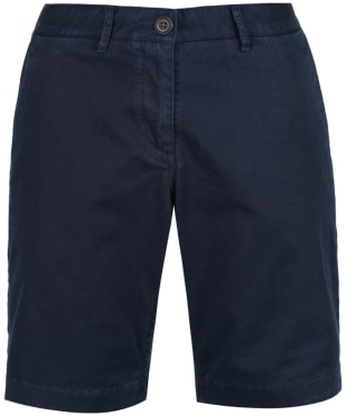 Women's Musto Chino Shorts - True Navy