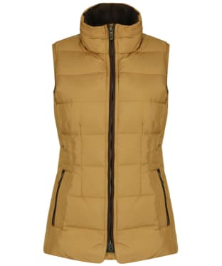 Women's Dubarry Spiddal Gilet - Mustard
