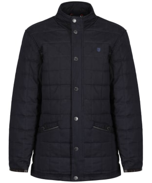 Men's Dubarry Beckett Quilted Jacket - Navy
