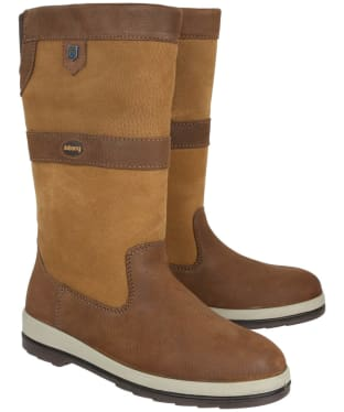 Dubarry Ultima Sailing Boot - Brown