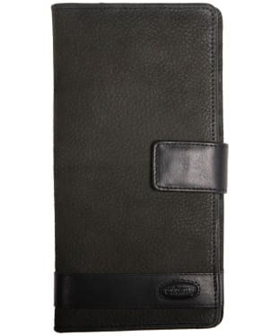 Dubarry Milltown Leather Travel Wallet - Black