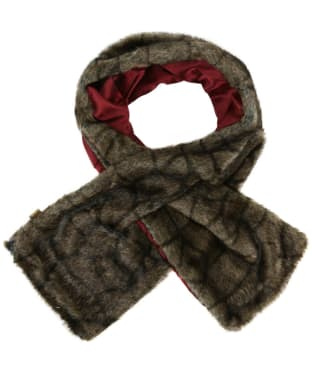 Women's Dubarry Altamont Faux Fur Wrap