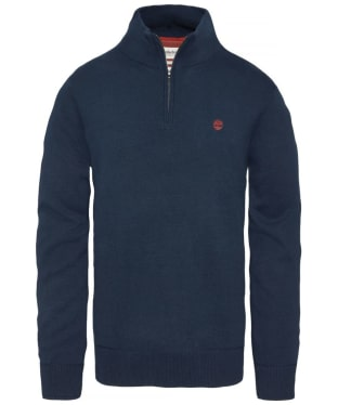 Men's Timberland Williams River Half Zip Sweater