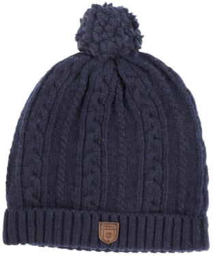 Women's Dubarry Keadue Knitted Hat - Navy