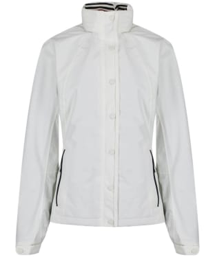 Women's Dubarry Lecarrow Waterproof Jacket - Sail White
