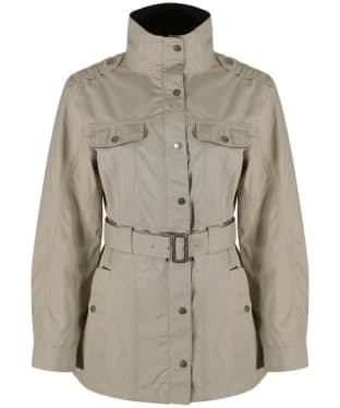 Women's Dubarry Swift Waterproof Jacket - Sand