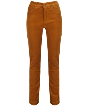 Women's Dubarry Honeysuckle Cord Jeans - Mustard