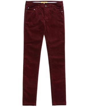 Women's Dubarry Honeysuckle Cord Jeans - Merlot